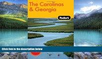 Buy NOW  Fodor s The Carolinas   Georgia, 18th Edition (Travel Guide) Fodor s  Full Book