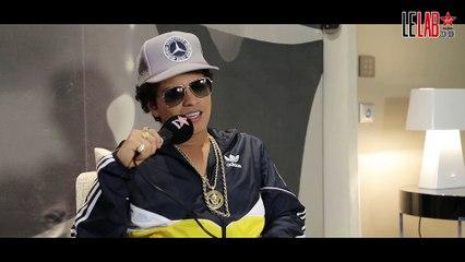 Bruno Mars dans Le Lab Virgin Radio - Interview