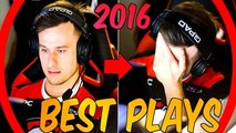PASHA BEST PLAYS 2016 EDITION! [INSANE PLAYS, FUNNY MOMENTS, CLUTCHES AND MORE!] #CSGO
