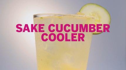 Sake Cucumber Drink Recipe