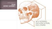 MOOC Les origines de l'Homme - Sujet 5.3 : Nomades, puis agriculteurs, puis citadins 1/2