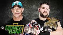 """Money In The Bank"" Tema Oficial de WWE Money In The Bank 2015"