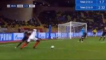 1-0 Djibril Sidibé Goal HD - AS Monaco 1-0 Tottenham Hotspur - 22.11.2016 HD