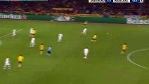 Michal Kucharczyk Goal - Dortmund 6 - 3 Legia Warsaw 22-11-2016 HD