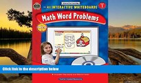 Deals in Books  Math Word Problems for All Interactive Whiteboards, Grade 1  Premium Ebooks Best
