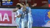 Trapani vs Spal 0-1 Goal Mirco Antenucci Gol (21⁄11⁄2016) Serie B