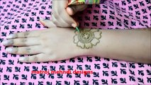 easy simple mehndi designs for hands-simple henna designs tutorials for eid