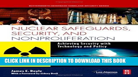 [READ] Online Nuclear Safeguards, Security and Nonproliferation: Achieving Security with