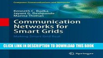 [READ] Ebook Communication Networks for Smart Grids: Making Smart Grid Real (Computer