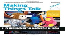 [READ] Online Making Things Talk: Using Sensors, Networks, and Arduino to see, hear, and feel your