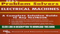 [READ] Online Electrical Machines Problem Solver (Problem Solvers Solution Guides) Free Download