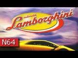 Automobili Lamborghini - Nintendo 64 (1080p 60fps)