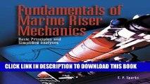 Read PDF] Fundamentals of Marine Riser Mechanics: Basic