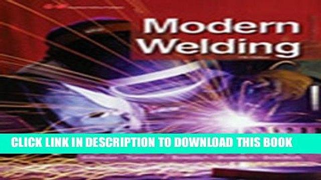 [READ] Online Modern Welding Audiobook Download