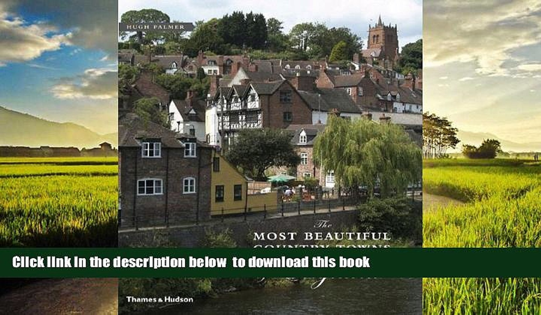 liberty books  The Most Beautiful Country Towns of England (Most Beautiful Villages Series) BOOOK