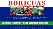 [PDF] Boricuas: Influential Puerto Rican Writings - An Anthology Full Colection