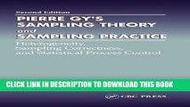 [READ] Ebook Pierre Gy s Sampling Theory and Sampling Practice. Heterogeneity, Sampling