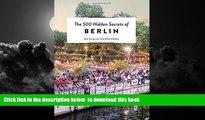 liberty books  The 500 Hidden Secrets of Berlin BOOOK ONLINE