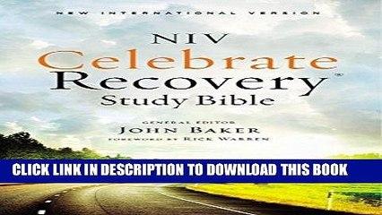 Ebook NIV, Celebrate Recovery Study Bible, Paperback Free