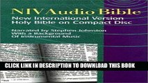 The Complete NIV Audio Bible: Read by David Suchet (MP3 CD