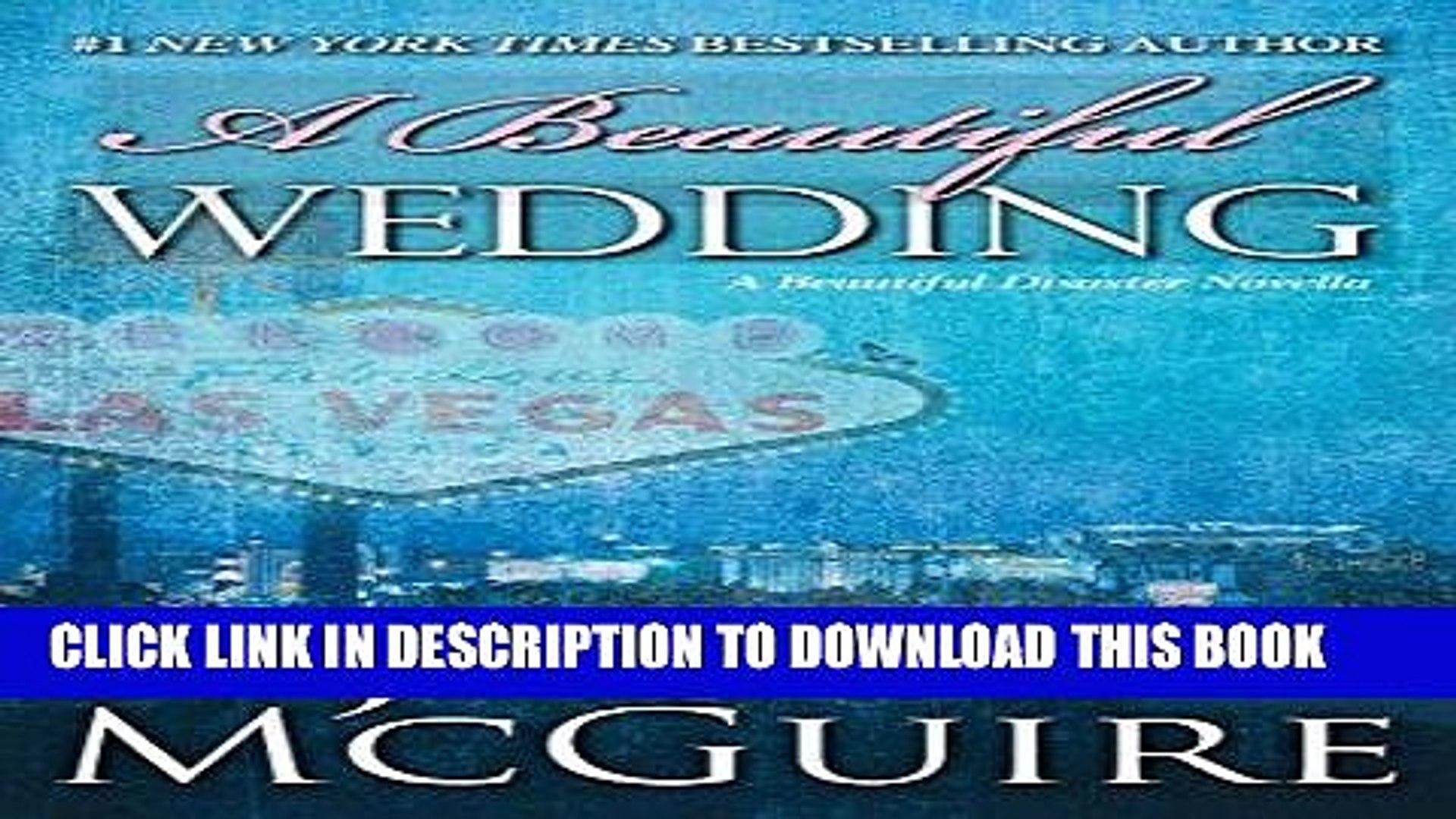 [PDF] A Beautiful Wedding: A Beautiful Disaster Novella (Beautiful Disaster Series) Popular