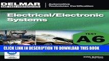 Best Seller ASE Test Preparation - A6 Electricity and Electronics (Ase Test Preparation Series)
