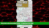 Best book  Streetwise Rome Map - Laminated City Center Street Map of Rome, Italy - Folding pocket