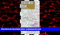 Best books  Streetwise Rome Map - Laminated City Center Street Map of Rome, Italy - Folding pocket