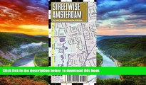 Read books  Streetwise Amsterdam Map - Laminated City Center Street Map of Amsterdam, Netherlands