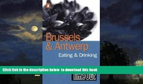 """Best books  Time Out Brussels   Antwerp Eating   Drinking Guide (""""Time Out"""" Guides) BOOOK ONLINE"""