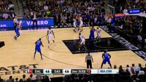 Dallas Mavericks vs San Antonio Spurs  Highlights  November 21, 2016  2016-17 NBA Season
