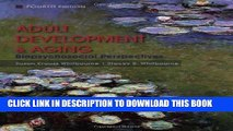 [FREE] Ebook Adult Development and Aging: Biopsychosocial Perspectives PDF Kindle