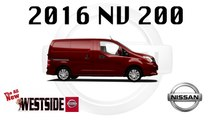 2016 Nissan NV200 Cargo Van Jacksonville FL- Westside Nissan - Styling