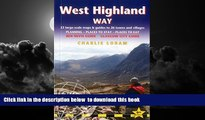 Best books  West Highland Way: 53 Large-Scale Walking Maps   Guides to 26 Towns and Villages -