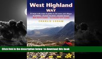 Read book  West Highland Way: 53 Large-Scale Walking Maps   Guides to 26 Towns and Villages -