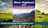 liberty book  West Highland Way: 53 Large-Scale Walking Maps   Guides to 26 Towns and Villages -