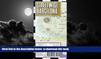 Best books  Streetwise Barcelona Map - Laminated City Center Street Map of Barcelona, Spain