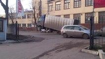 Tu as déjà vu un camion démarrer sur ses roues arrières...?? Bah c'est fait!