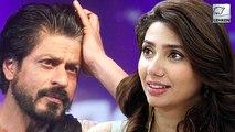 SHOCKING ! Shahrukh Khan TEASED By Mahira Khan