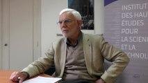 10 ans IHEST - Témoignage de Yves Le Bars