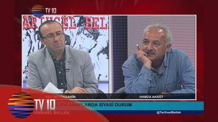 TARİHSEL BELLEK - VELİ BÜYÜKŞAHİN & HAMZA AKSÜT & ALEVİ ARAPLAR - 29.04.2016