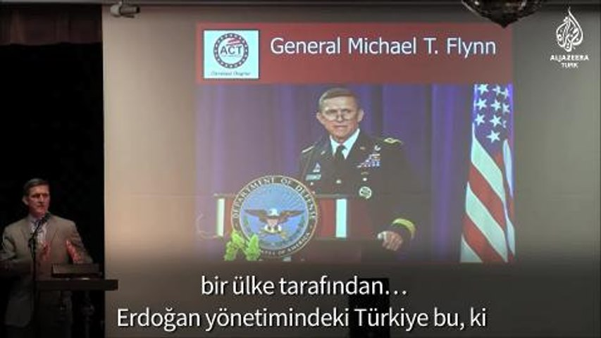 Flynn'den 'laik ordu'nun darbesine destek