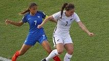 U20 Feminine, Mondial 2016 France-Nouvelle-Zelande (2-0), le résumé