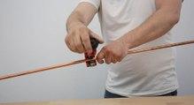Comment couper et braser des tuyaux en cuivre à la lampe à souder ?