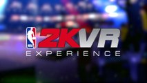 NBA 2KVR Experience - Bande-annonce