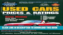 Ebook Edmund s Used Cars: Prices   Ratings : 1998 (Edmundscom Used Cars and Trucks Buyer s Guide)