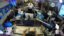 Bruno dans la radio remet à Dj Snake ses prix des Fun Radio Dj Awards
