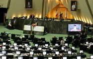 "Iranian MPs slam US extension of ""Iran Sanctions Act"""