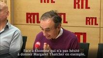 """Éric Zemmour : """"François Fillon, un cadeau inespéré pour la gauche ?"""""""