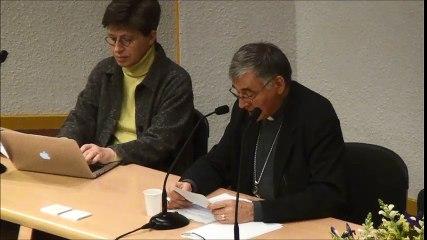 AG Corref 2016 - Intervention de Mgr Pascal Roland